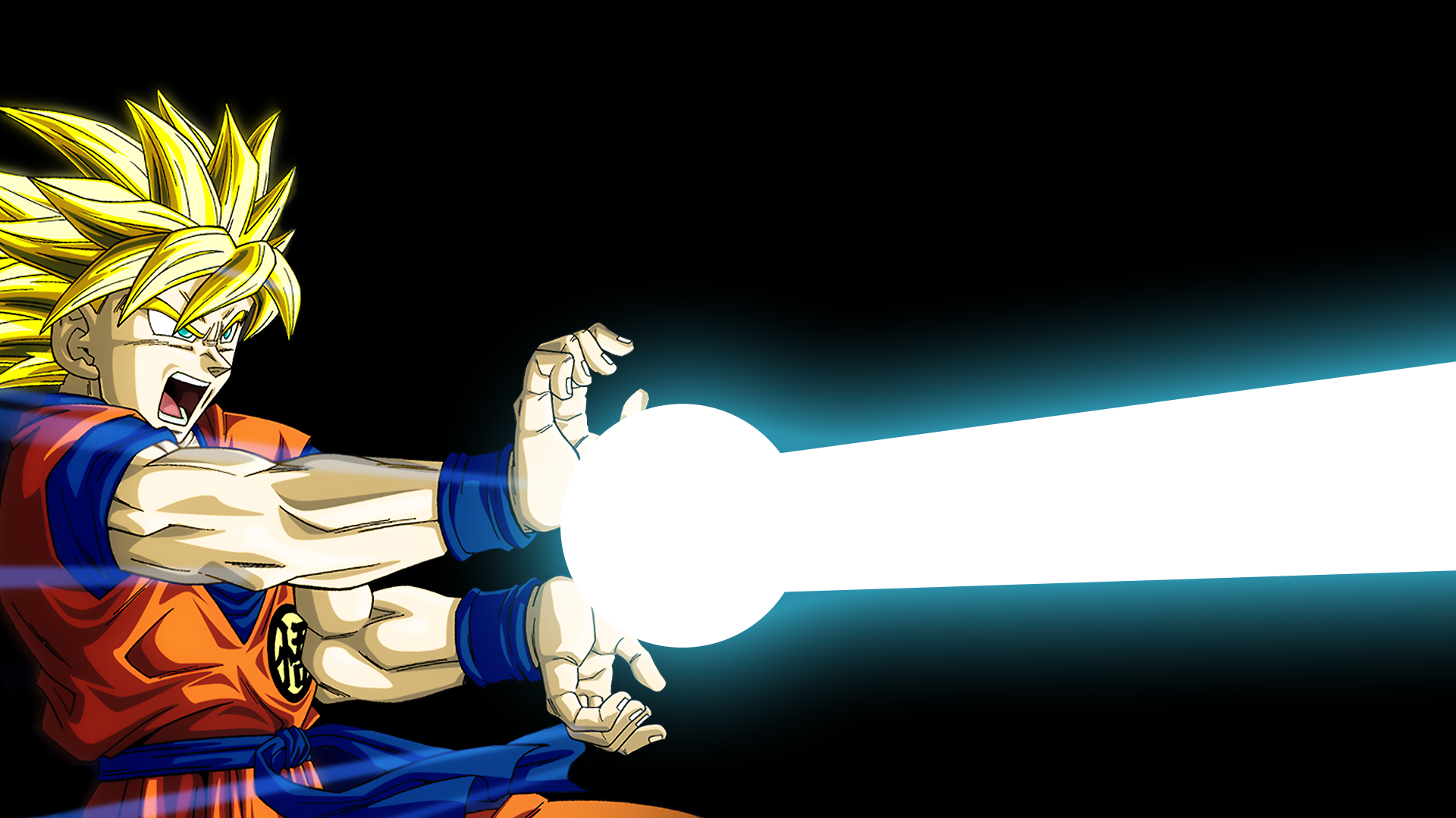 Goku   Dragon Ball Z wallpaper 17927 1920x1080