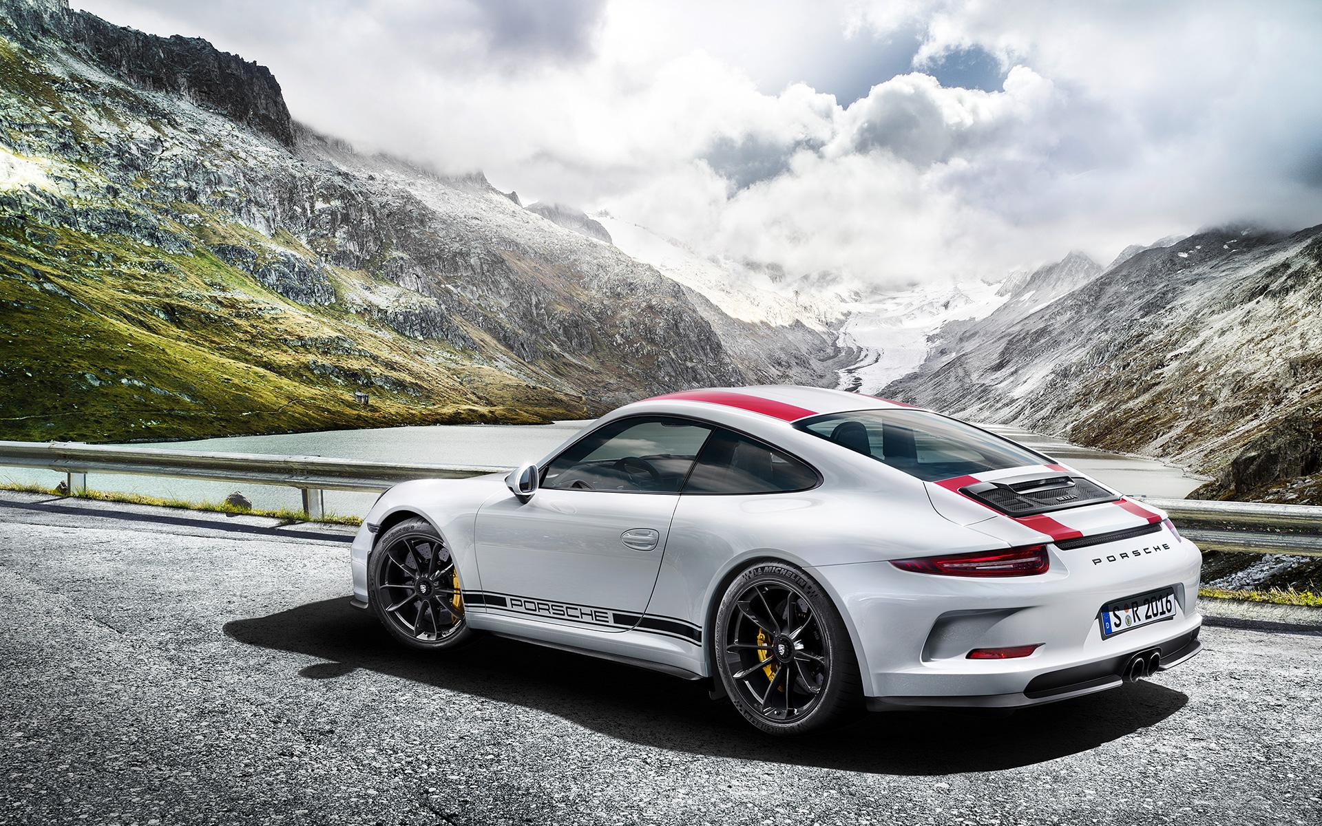 Porsche 911 R Uwe Breitkopf Photography 1920x1200