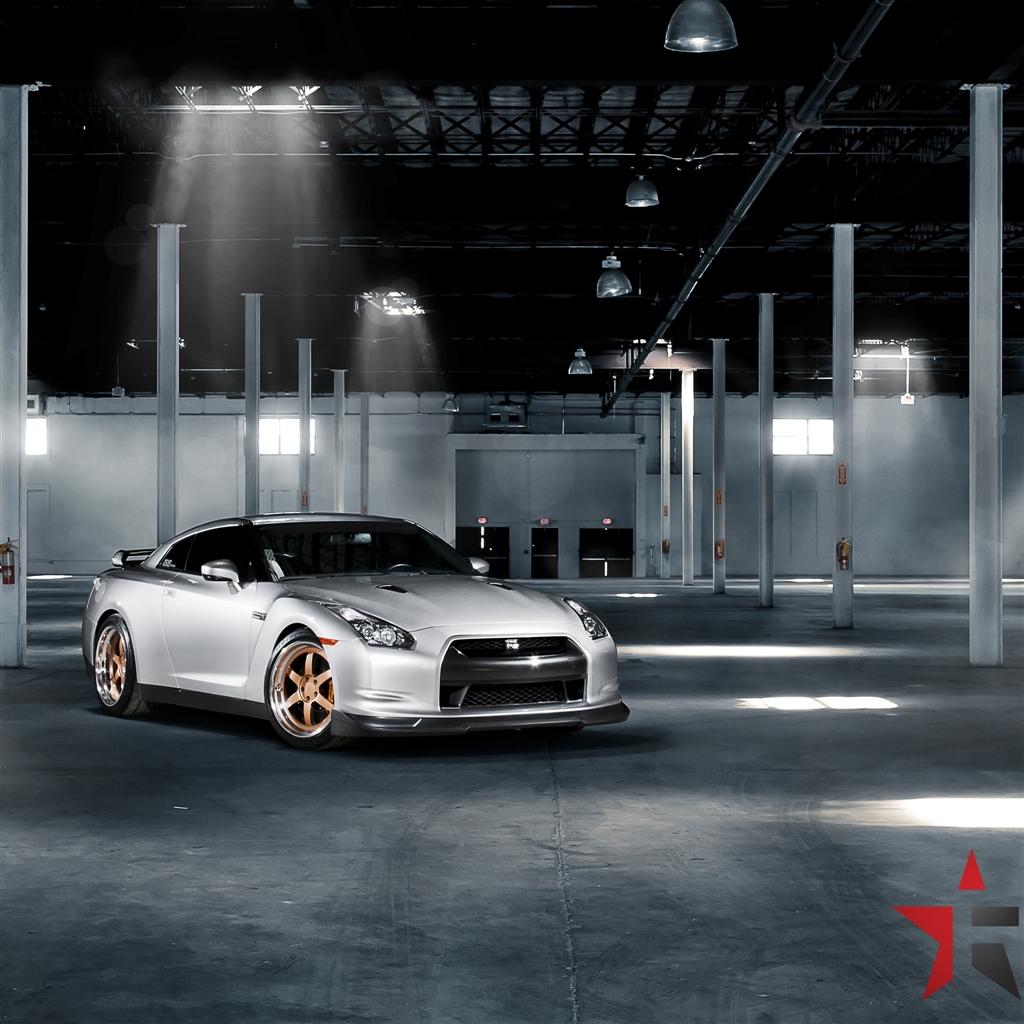 Nissan GTR iPad Air Wallpaper Download iPhone Wallpapers iPad 1024x1024