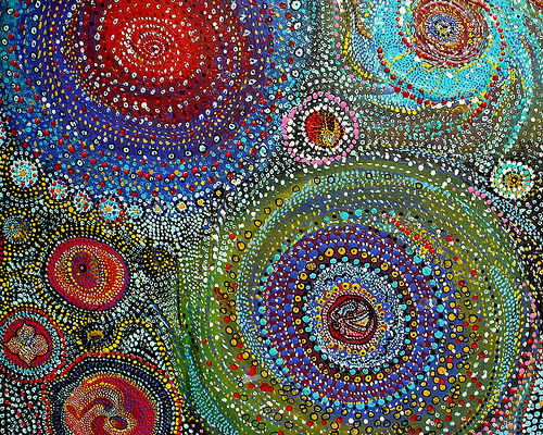 Hippie Backgrounds Tumblr Art Colorful And