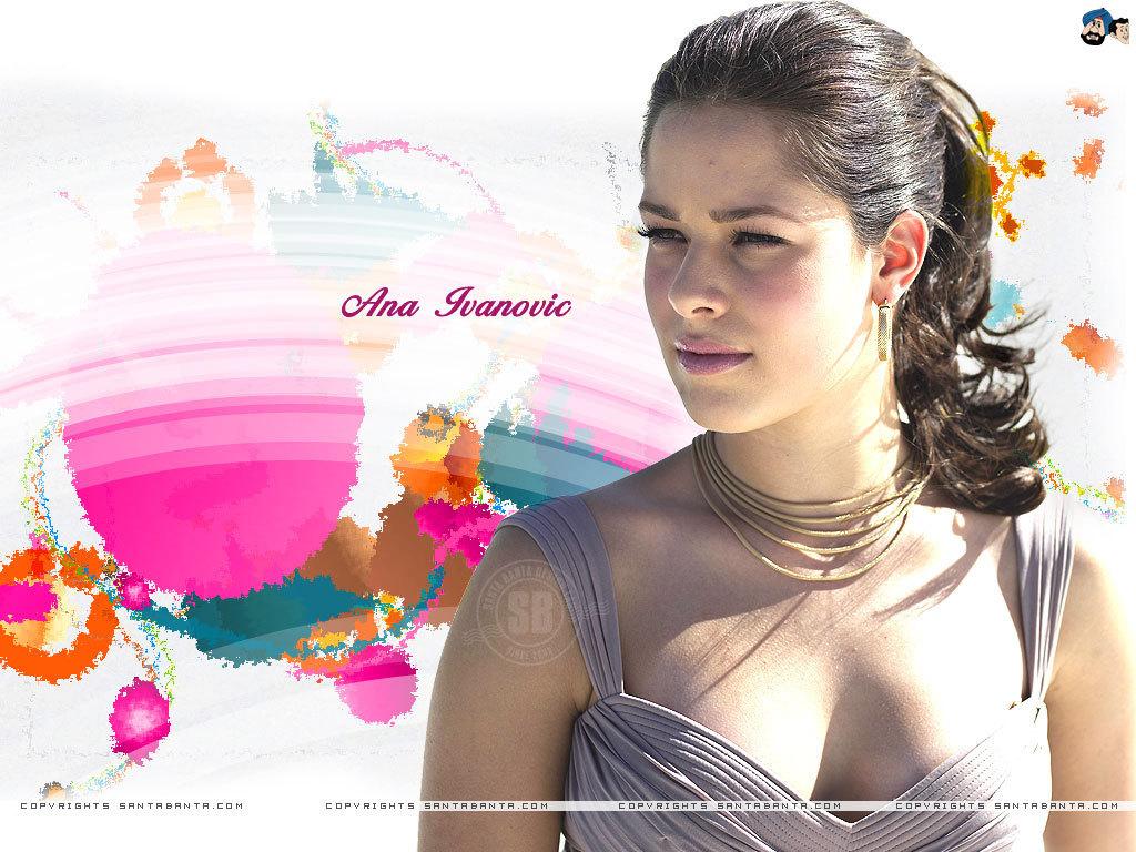 New Ana Ivanovic Wallpaper ImageBankbiz 1024x768