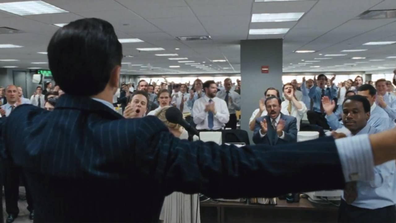 Free Download The Wolf Of Wall Street Wallpaper The Wolf Of Wall