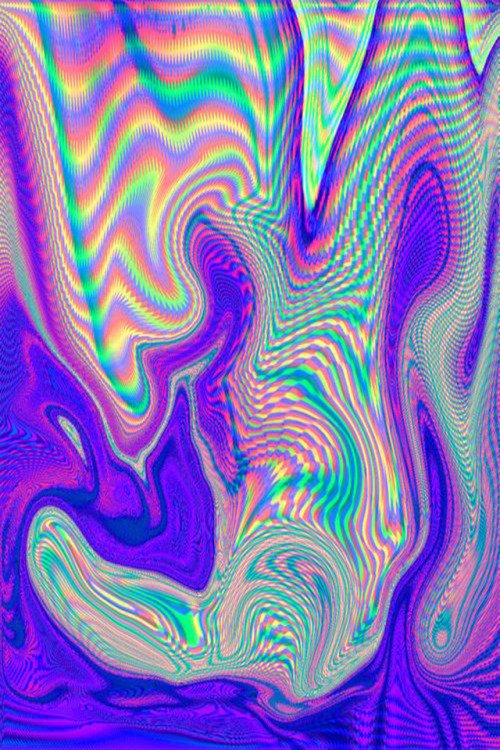 trippy iphone wallpaper 500x750