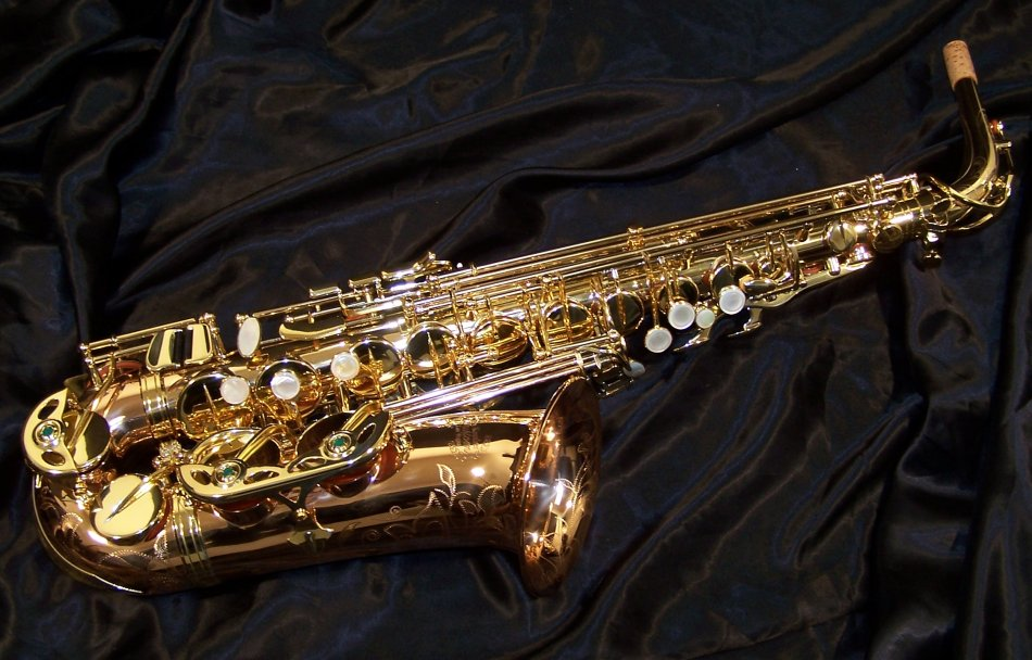 Yamaha Alto Saxophone Wallpaper Red brass alto linked in 950x608