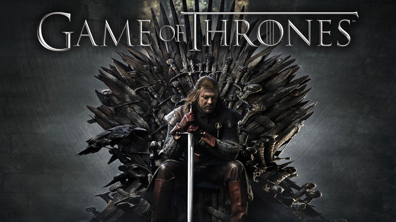 Cano de Gelo e Fogo Game of Thrones Papis de Parede   1366x768 1366x768