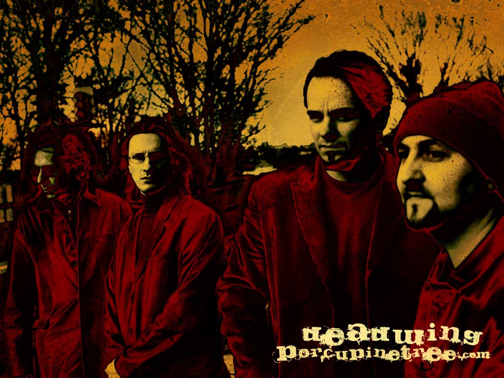 Porcupine Tree Wallpapers 1024x768