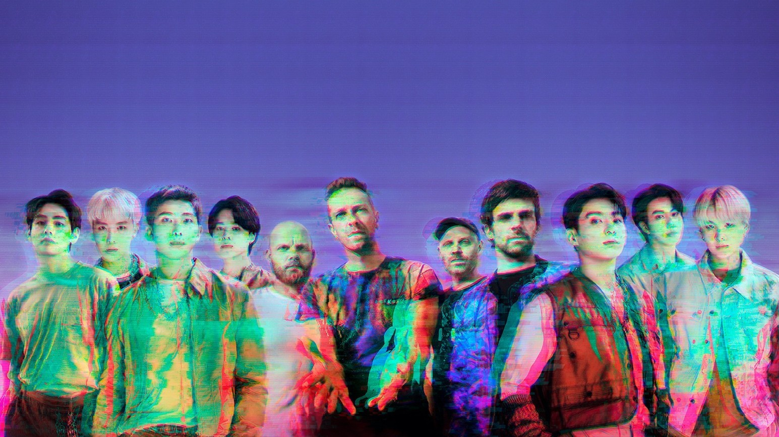 Coldplay X BTS My Universe Wisconsin Public Radio 1545x868