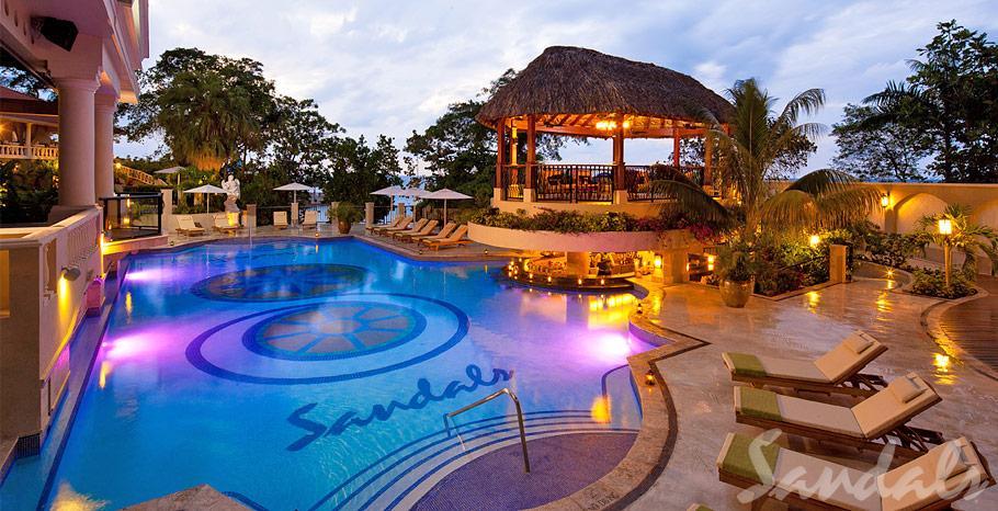 Sandals Resort Wallpaper Wallpapersafari