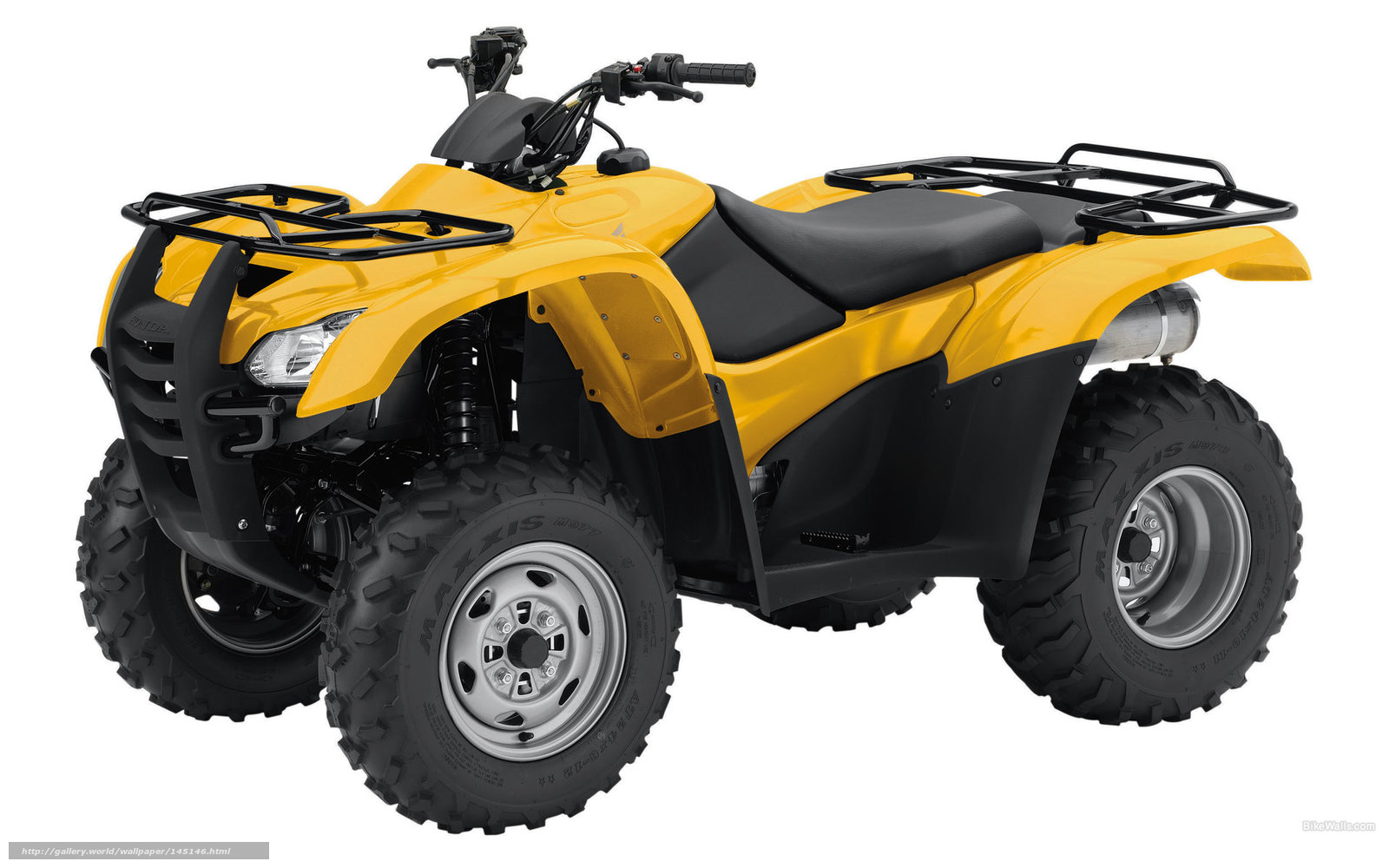 Download wallpaper Honda ATV FourTrax Rancher 2008 FourTrax Rancher 1600x1000