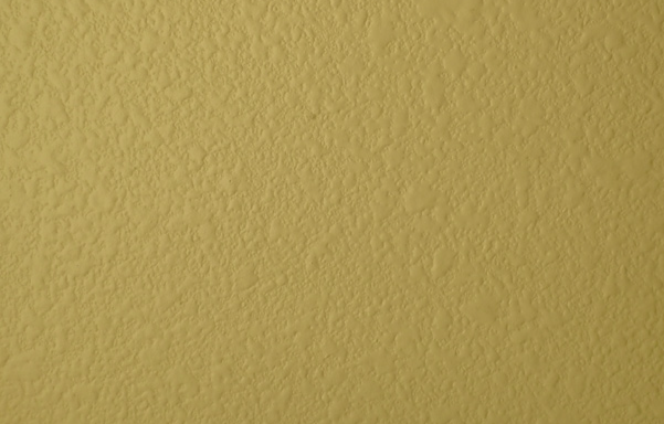 An orange peel texture can be compared to a knockdown spray texture 601x384