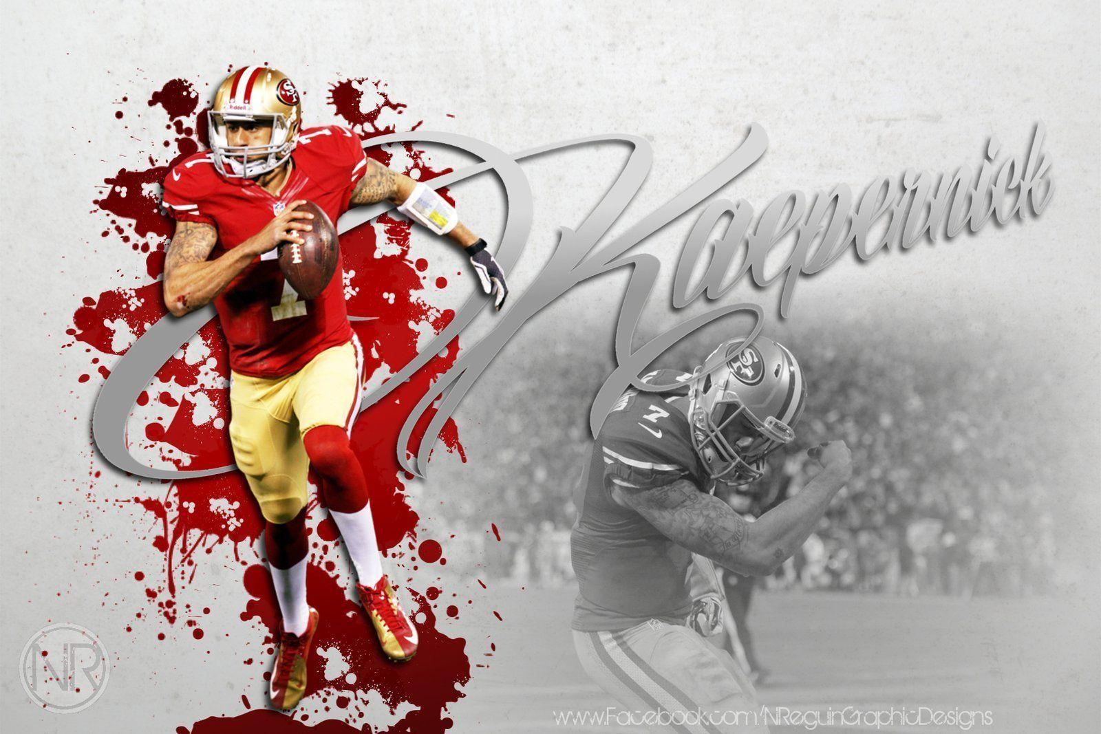 Colin Kaepernick 49ers Wallpapers 1600x1067
