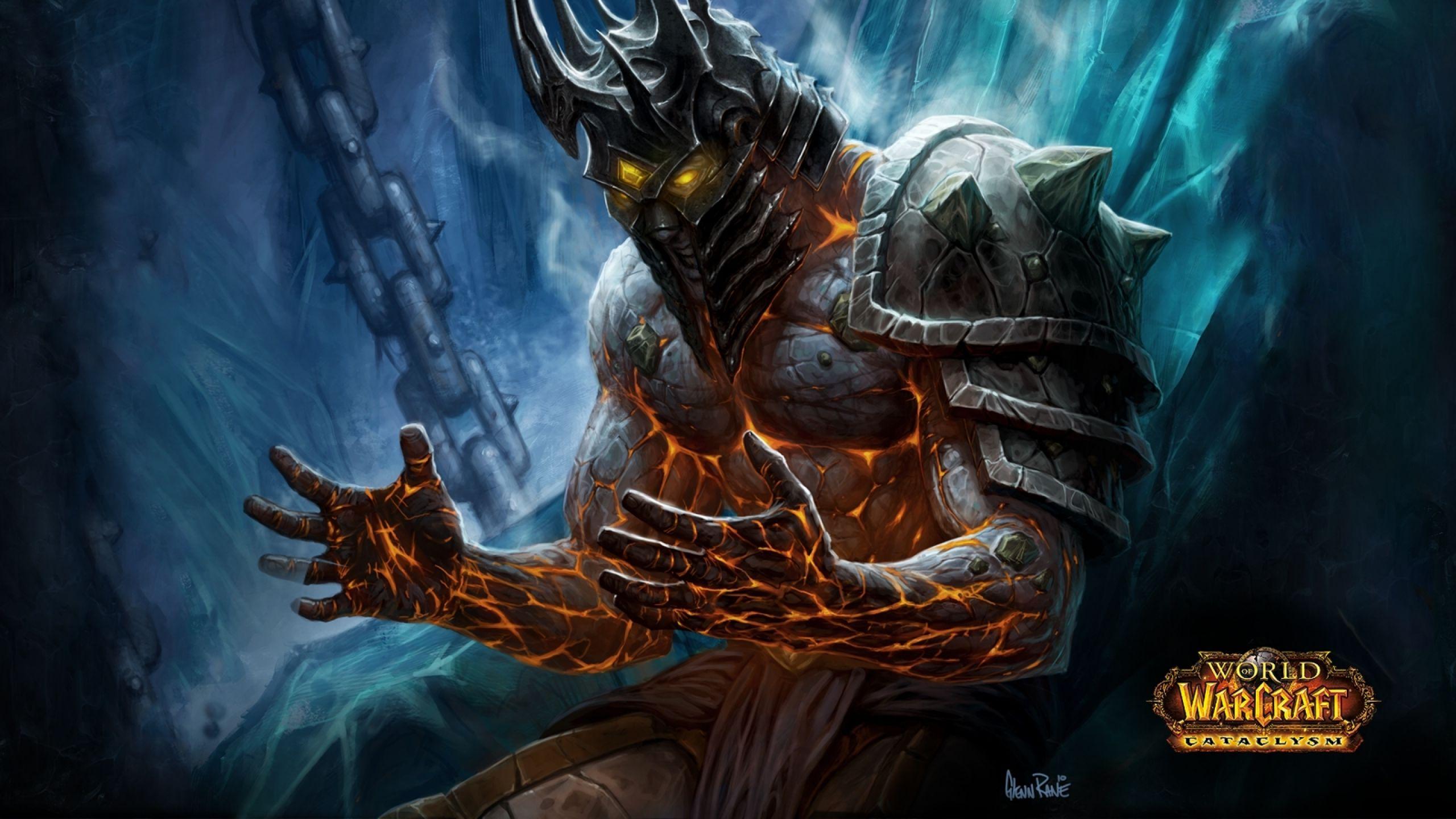 48 World Of Warcraft Wallpaper 2560x1440 On Wallpapersafari