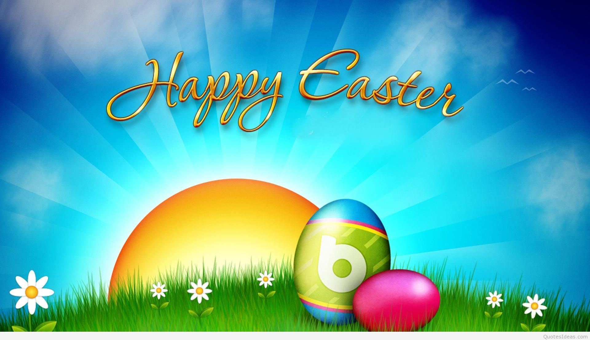 Happy Easter sunday wallpapers hd wishes 1920x1107