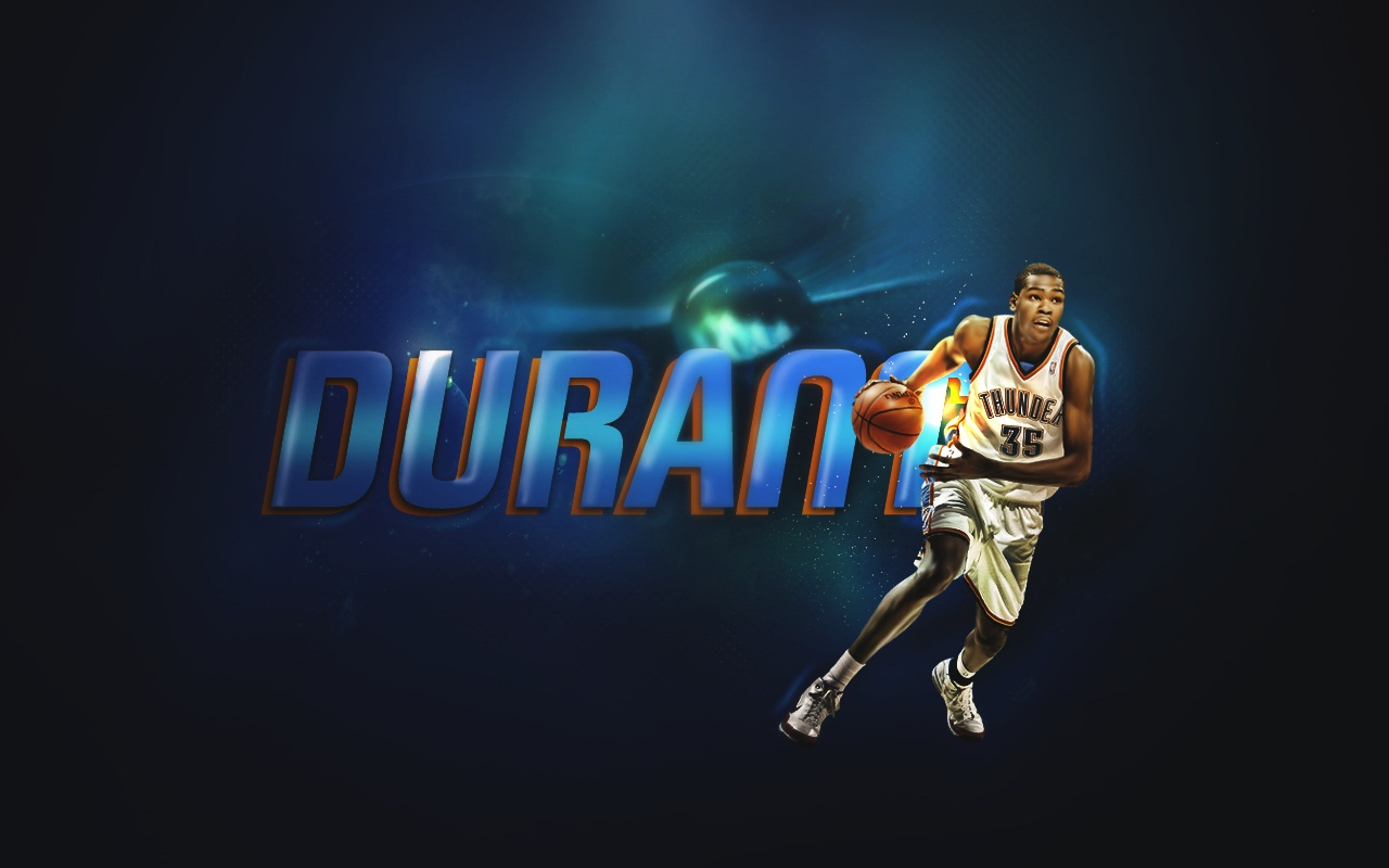 New Kevin Durant NBA Wallpaper Wallpaper WallpaperLepi 1280x800