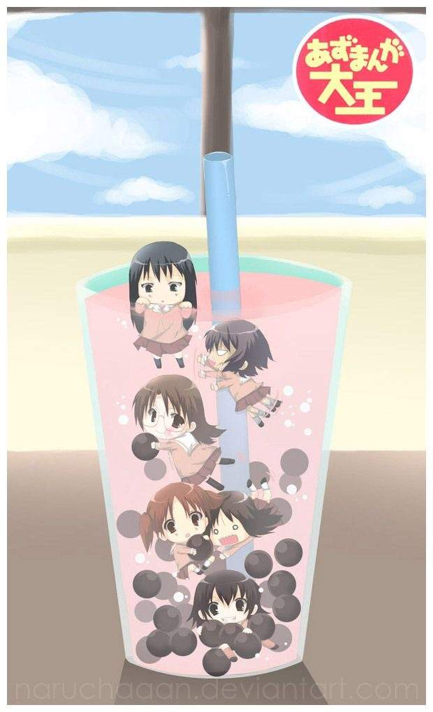 Images Of Cute Anime Girl Drinking Bubble Tea 620x1020