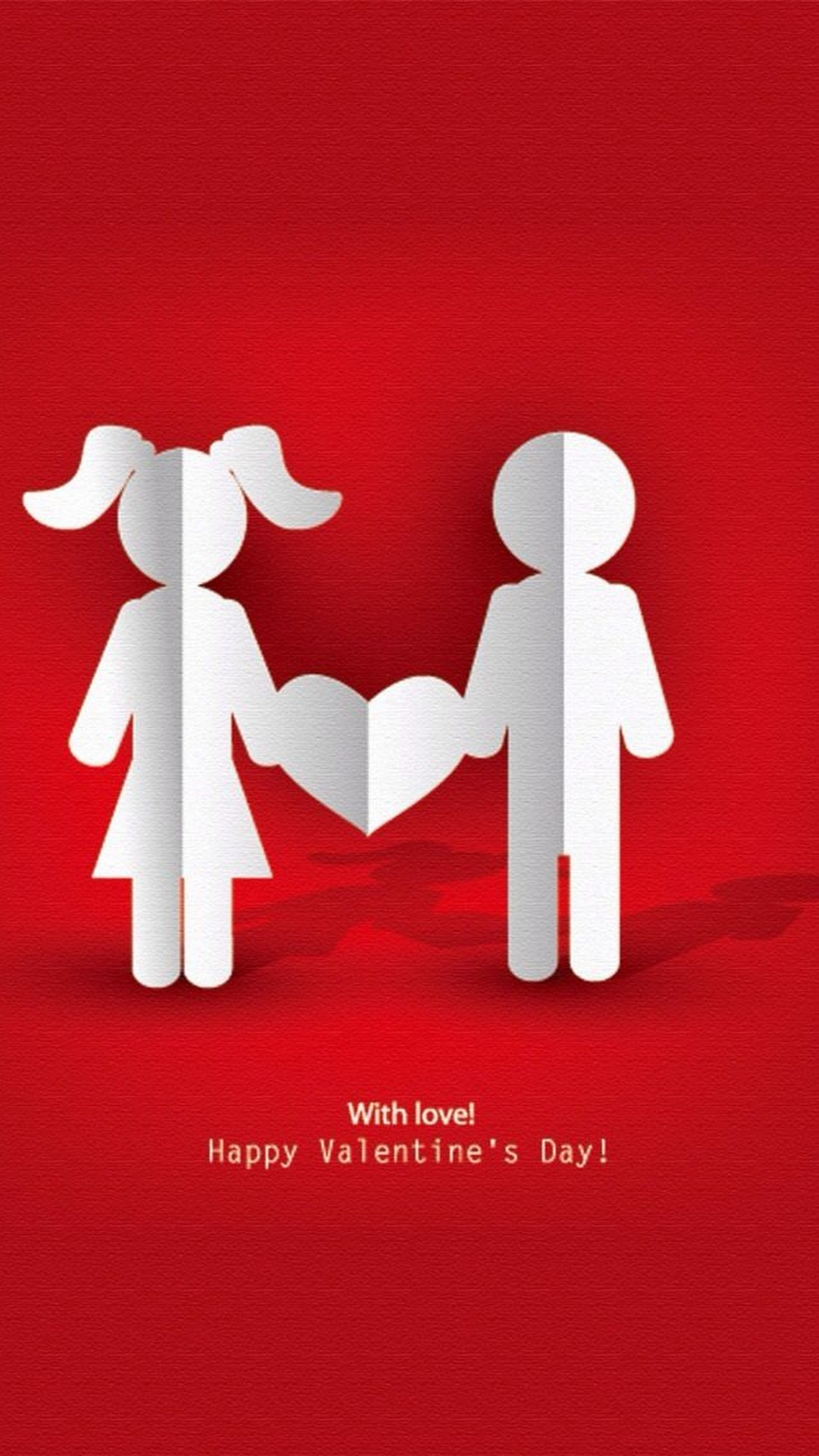 Red Valentine Day iPhone Wallpaper 2021 Cute Wallpapers 1080x1920