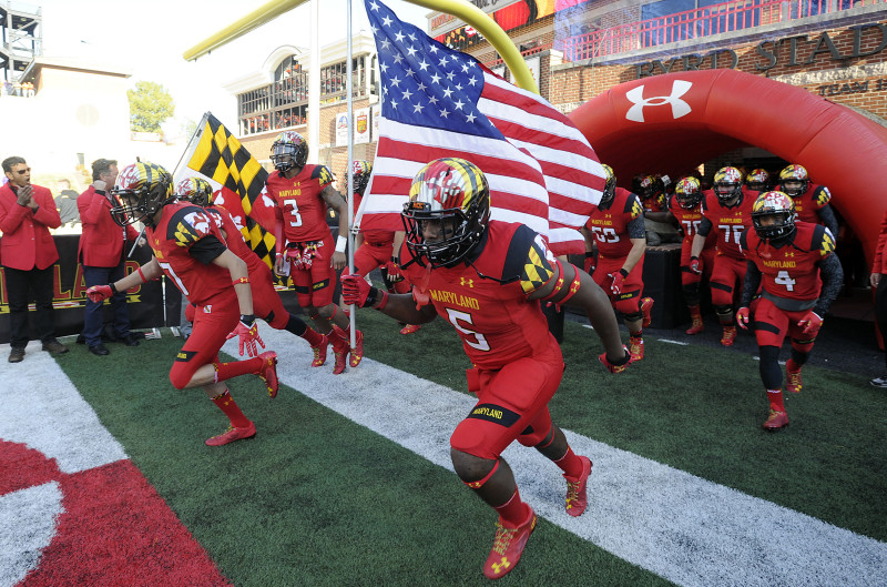 University of Maryland   Official Athletic Site   HD Wallpapers 800x529