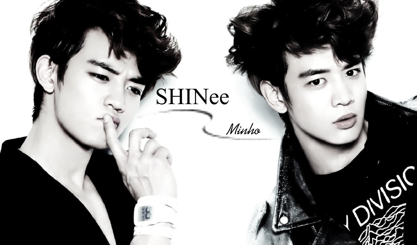 Minho SHINee Wallpaper 1358x800