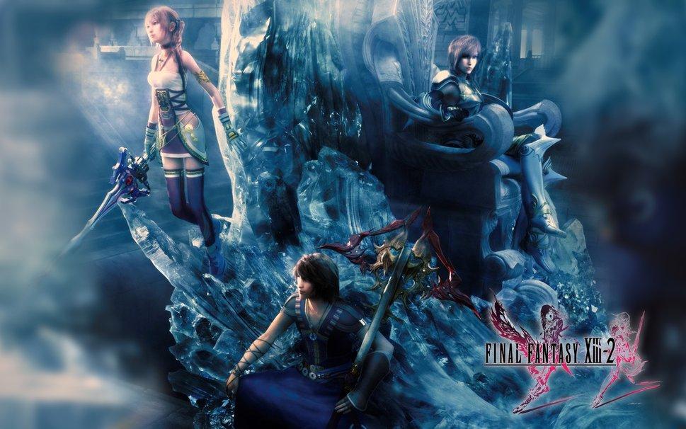 Final Fantasy 13 2 Wallpaper: Final Fantasy Xiii 2 Wallpaper
