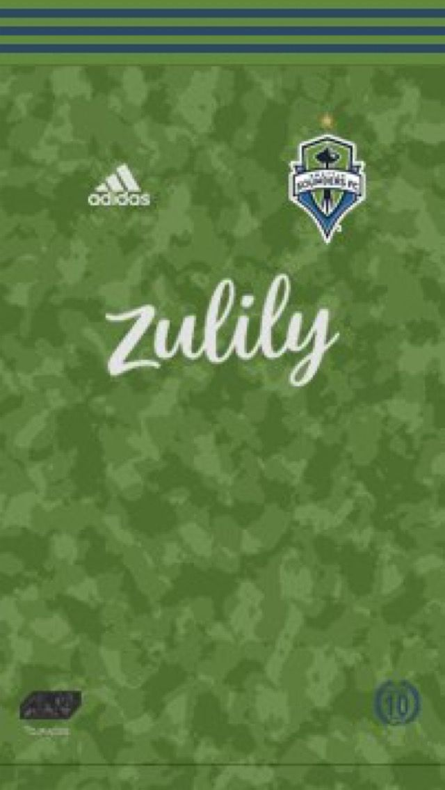 Seattle Sounders of the USA wallpaper 640x1135