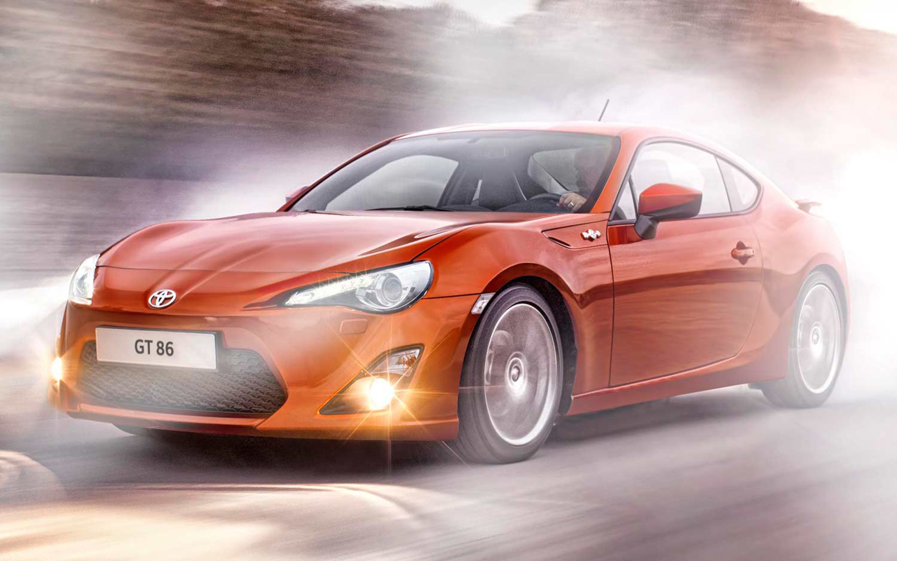 Toyota GT 86 Wallpapers Car Wallpaper 1280x800