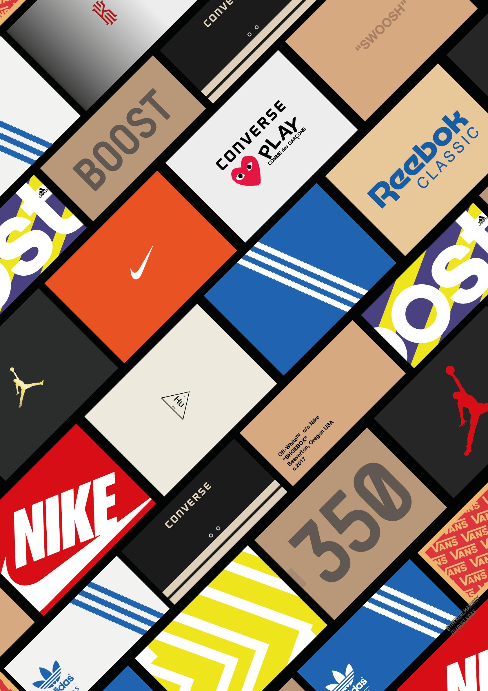 54+] Wallpapers Sneakers Hypebeast on