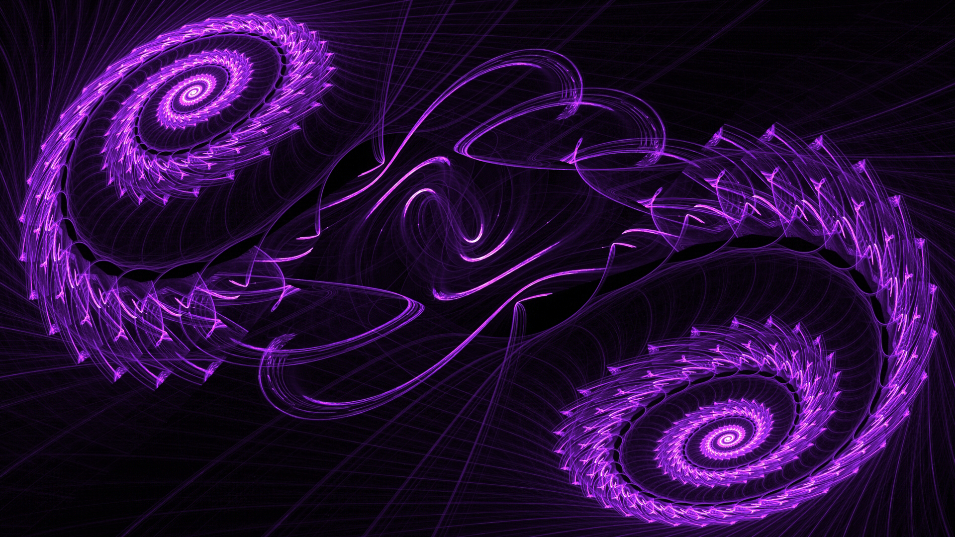 Abstract Purple HD Wallpapers 1920x1080