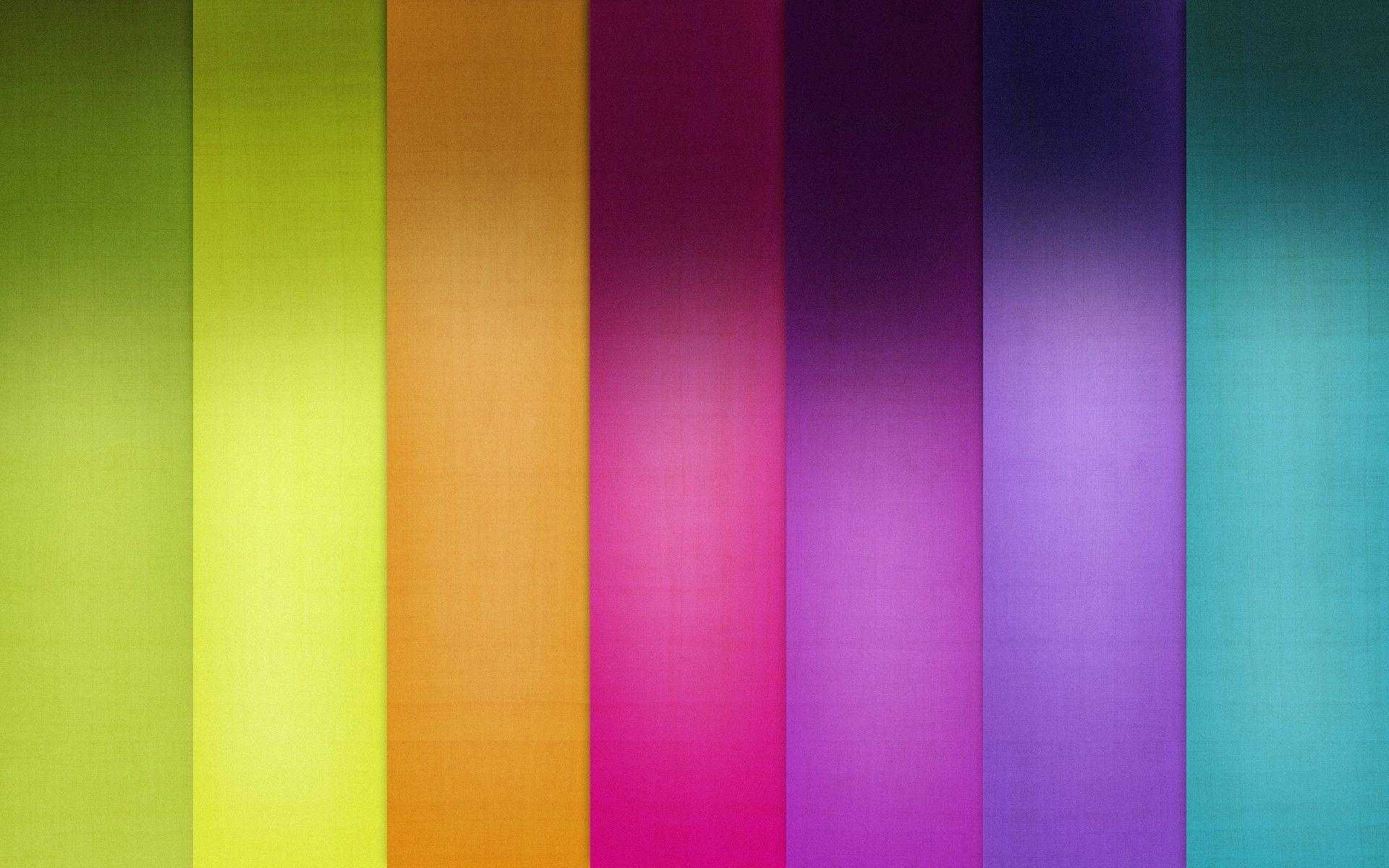 Colorful Striped Wallpapers 1920x1200