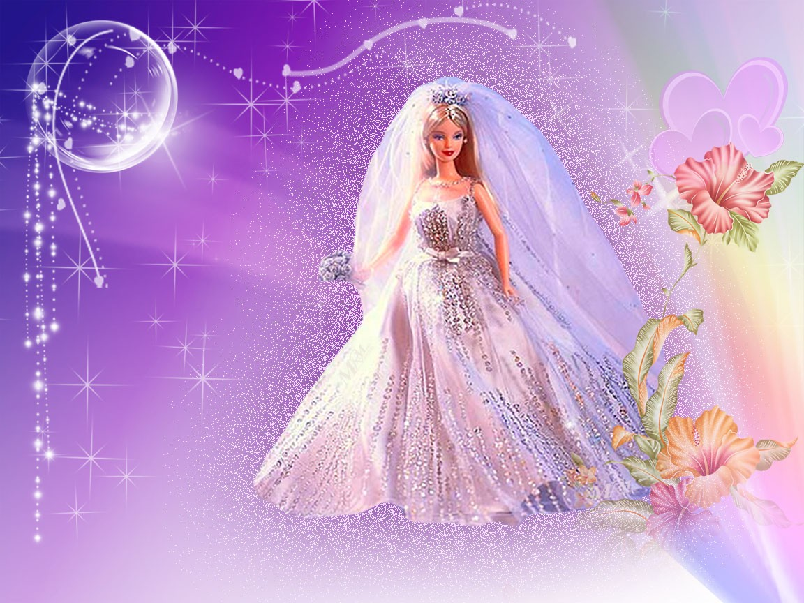 Wallpaper Of Barbie Princess Wallpapersafari