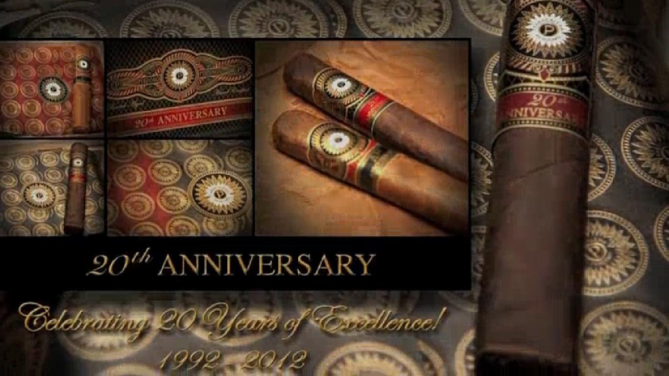 News Perdomo Unveils 20th Anniversary Cigar halfwheel 1366x768