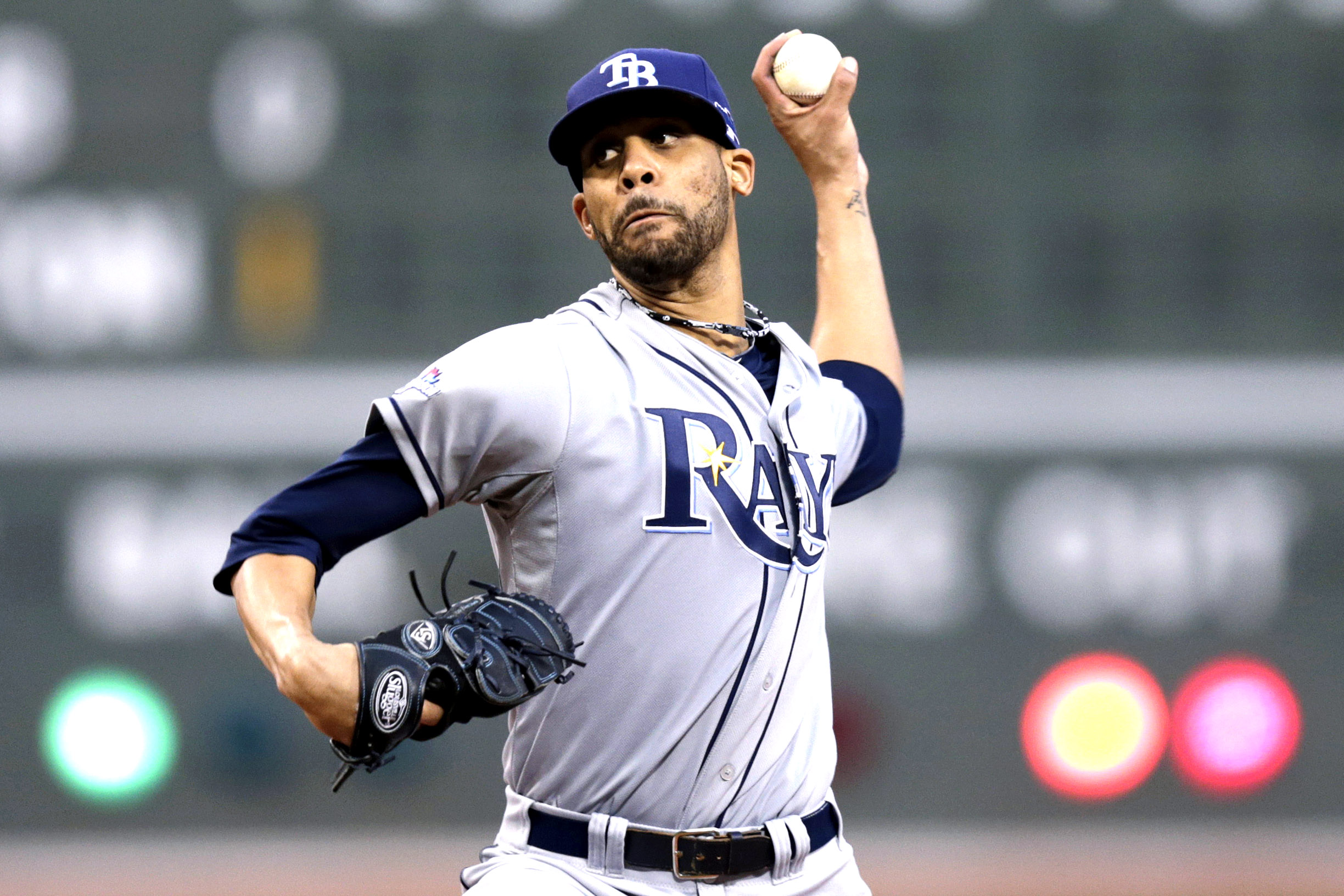 image David Price Tigers PC Android iPhone and iPad Wallpapers 2448x1632