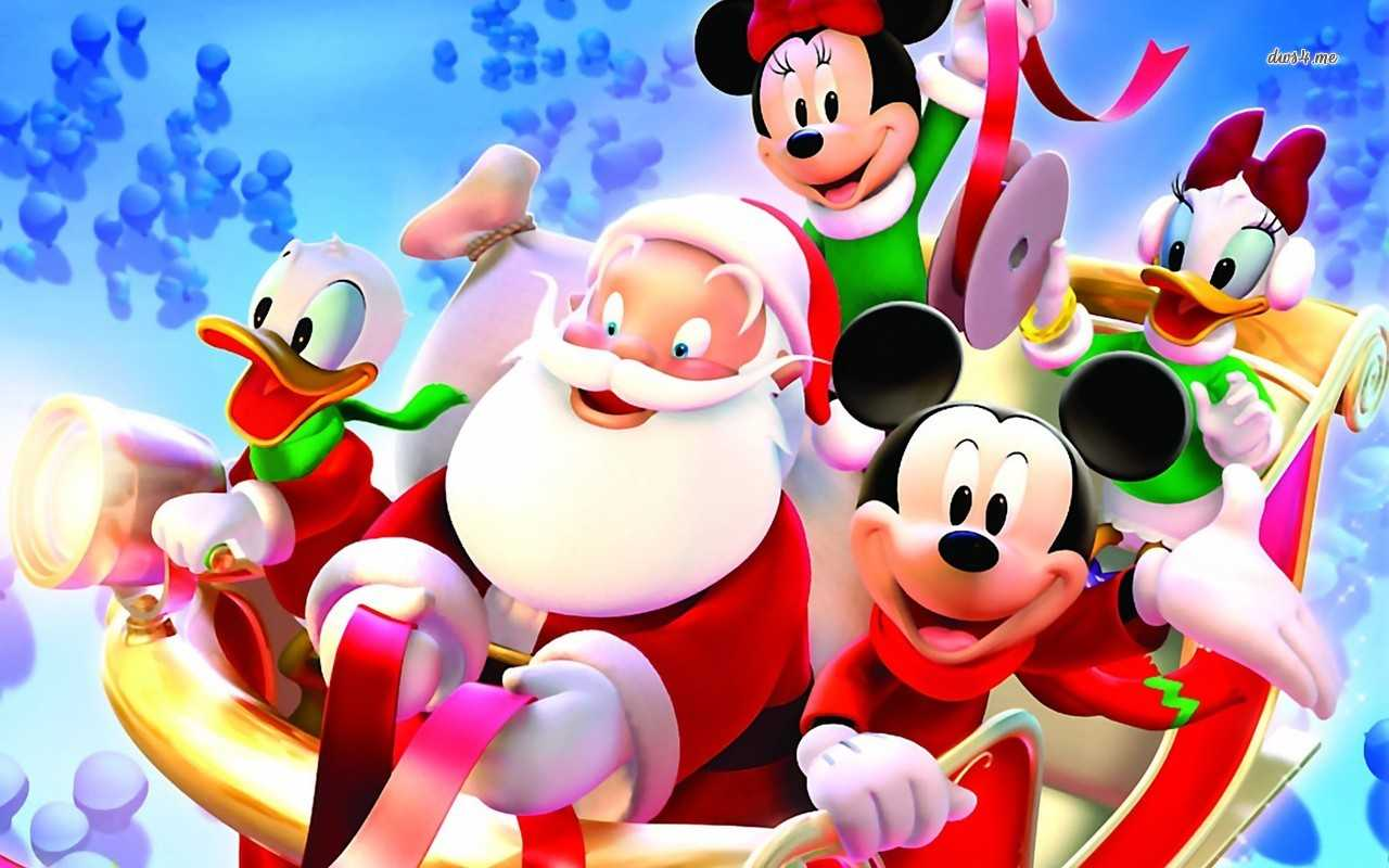 Disney Christmas Cute Wallpapers Daily Backgrounds in HD 1280x800