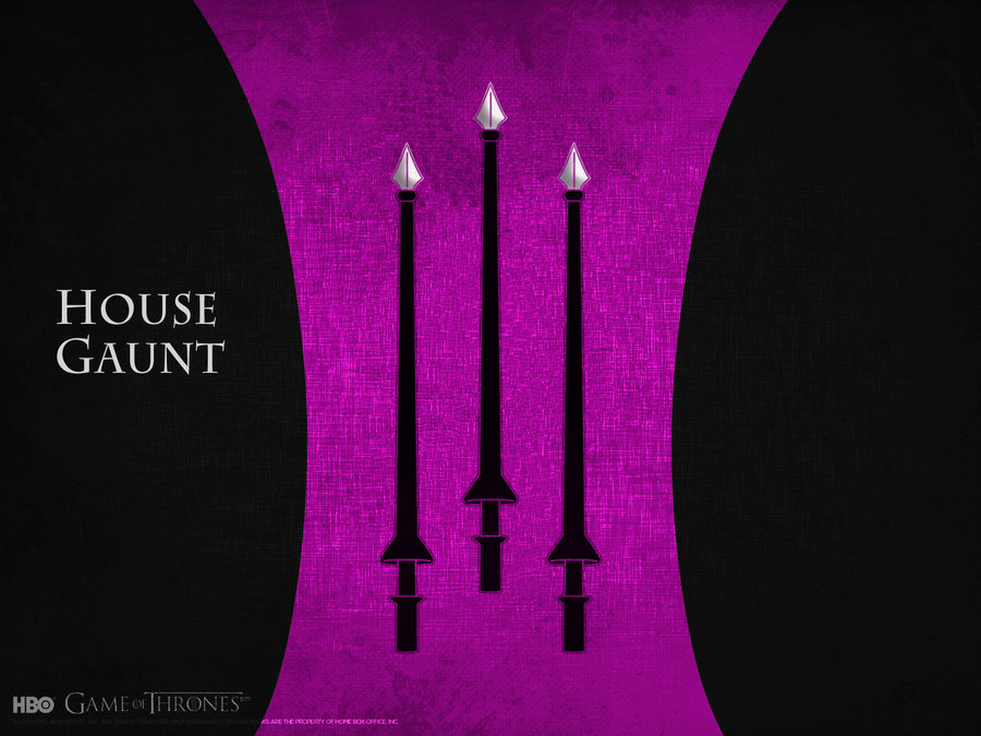 House Gaunt Wallpaper by SiriusCrane 900x675