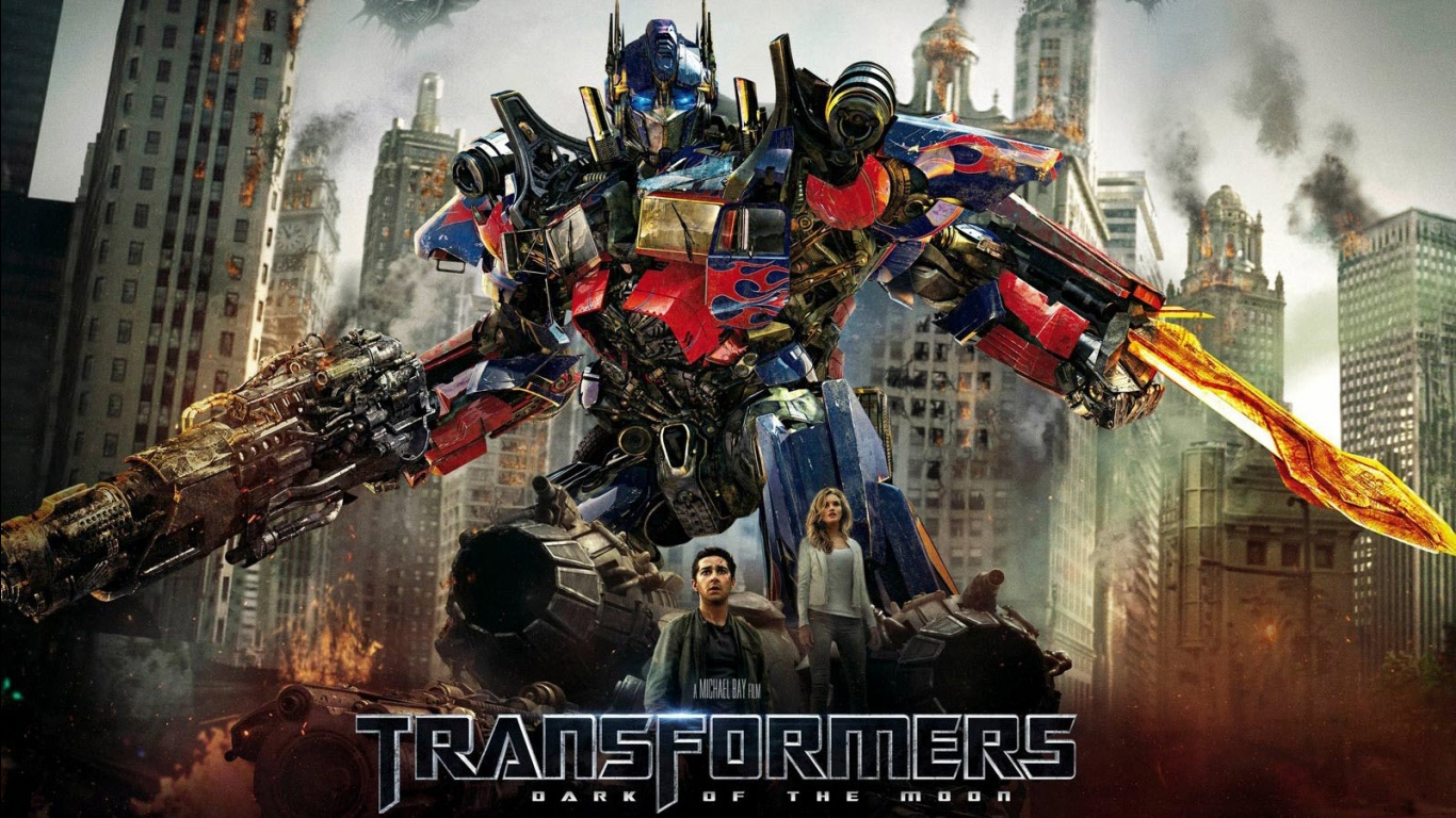 Transformers 3 Dark of the Moon Wallpapers HD Wallpapers 1366x768