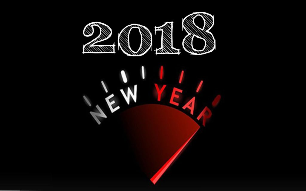 Free download Happy New Year Wallpaper 2018 Download HD