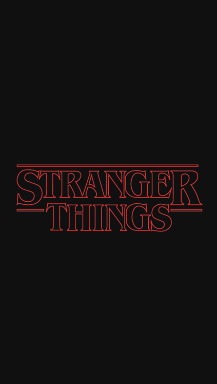 stranger things wallpapers Tumblr 423x750