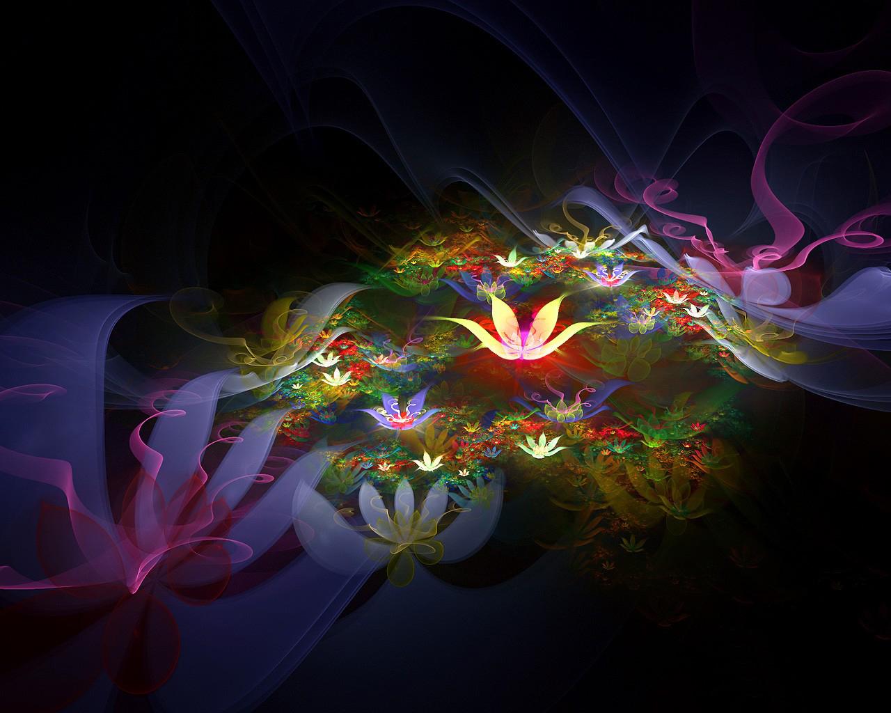 3d flower high resolution wallpapers download Fine 1280x1024