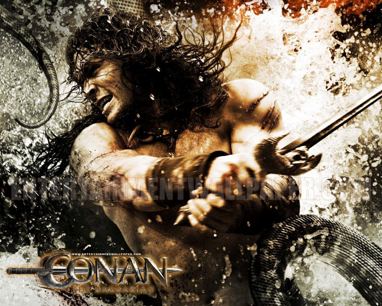 Conan The Barbarian 2011 Conan 1280x1024