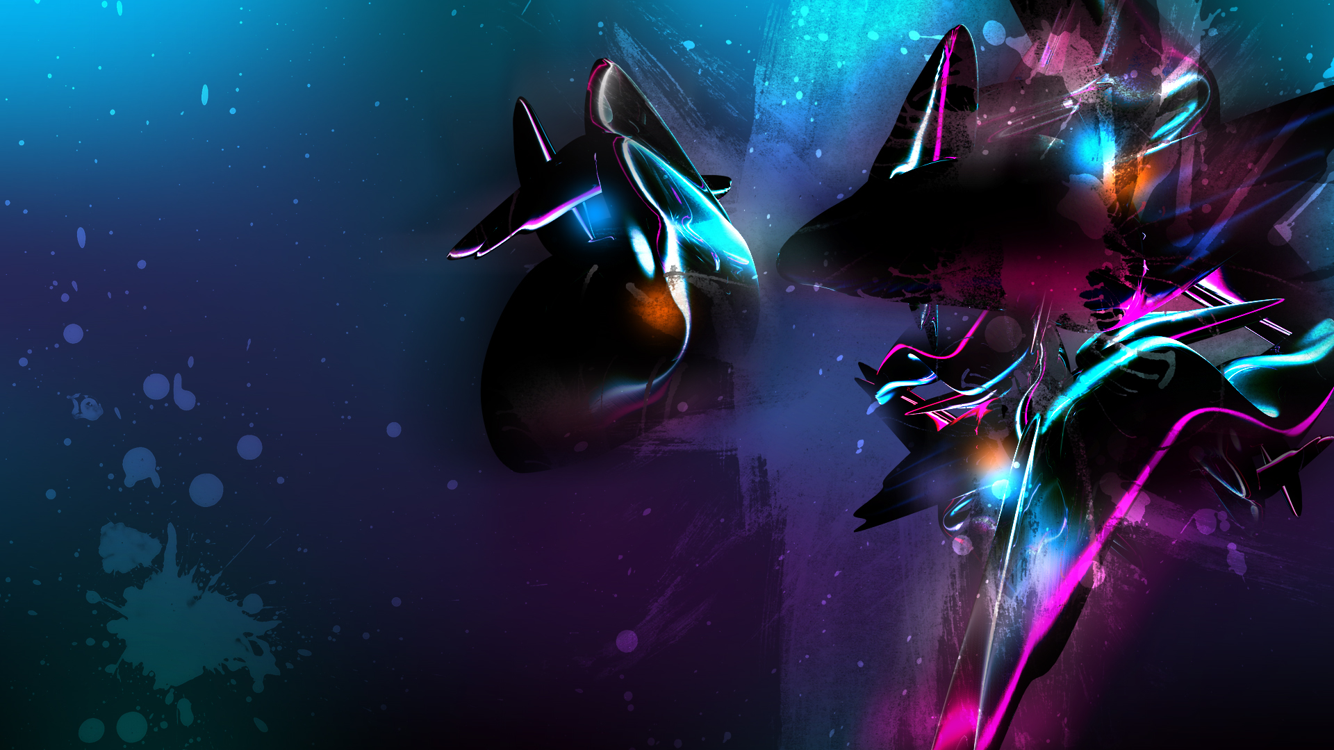 Hd Abstract Anime P Wallpaper P  Hd Wallpapers Background X