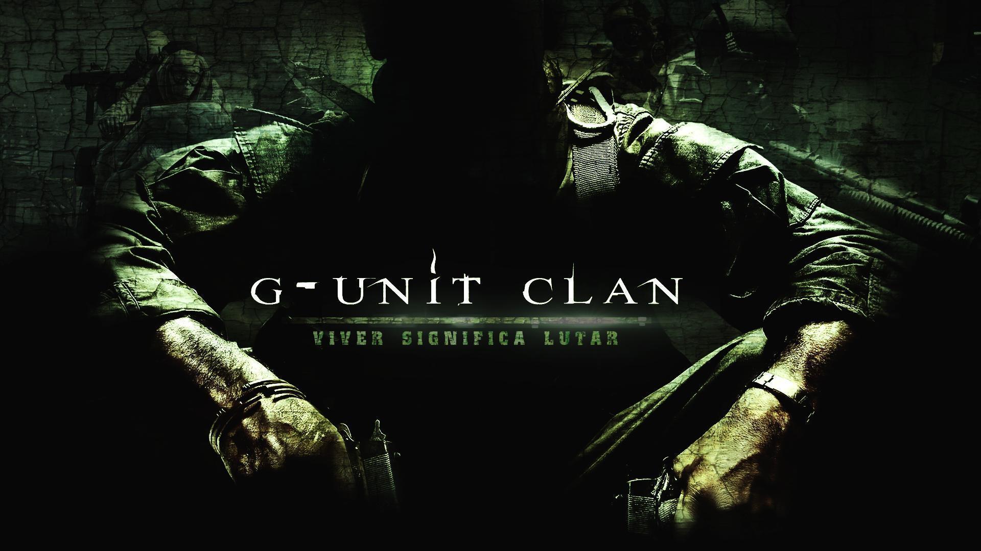 G Unit Logo Wallpapers 1920x1080