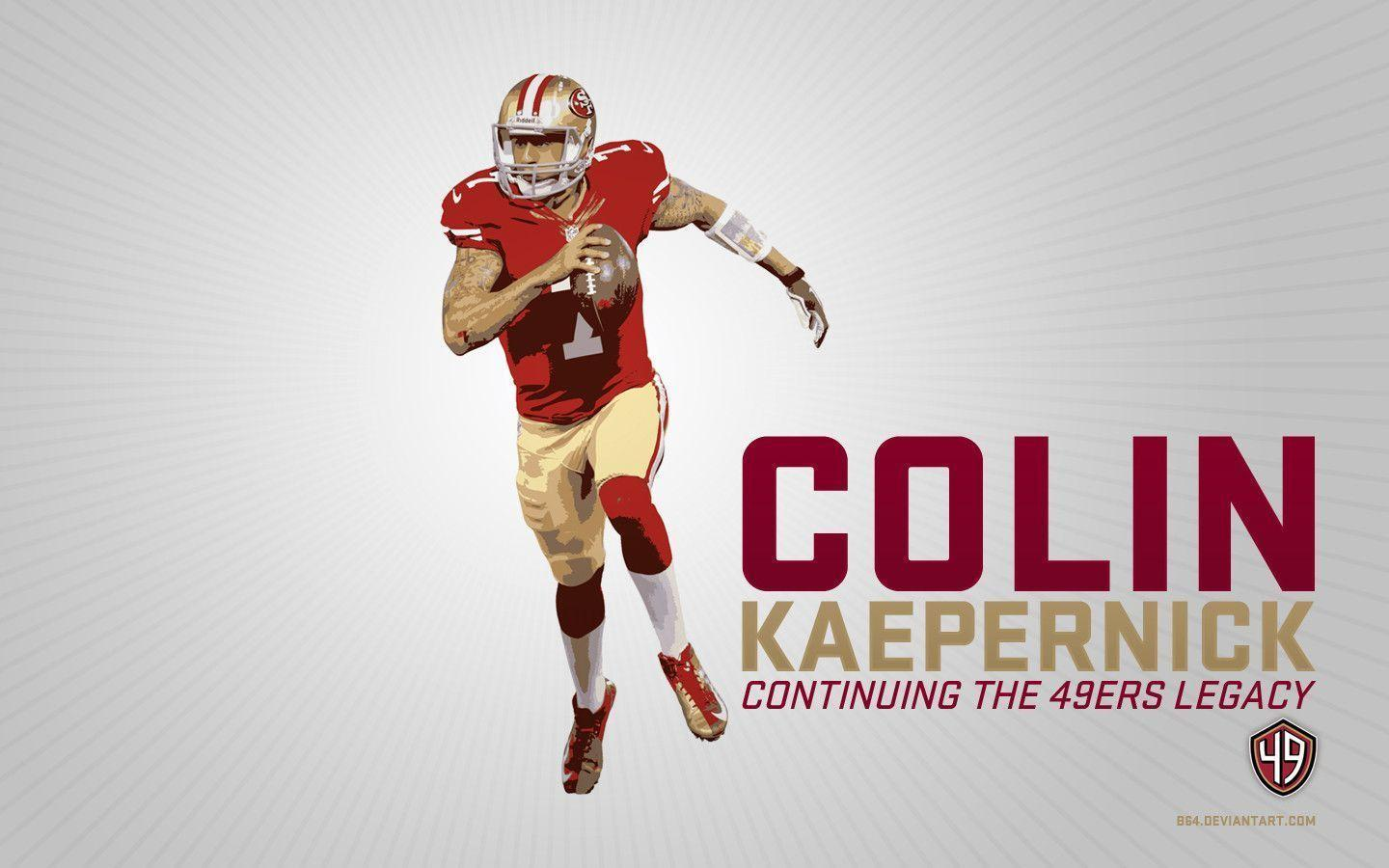 Colin Kaepernick 49ers Wallpapers 1440x900