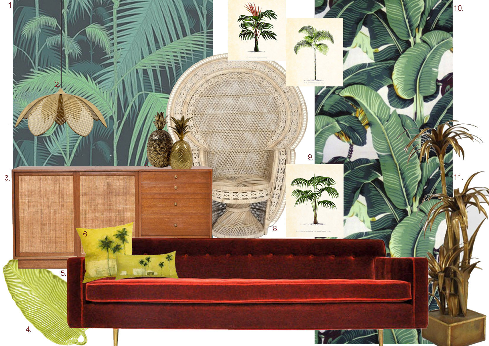 Martinique Wallpaper Marta De La Rica 1654x1169
