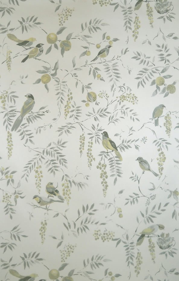 Bird Print Wallpaper