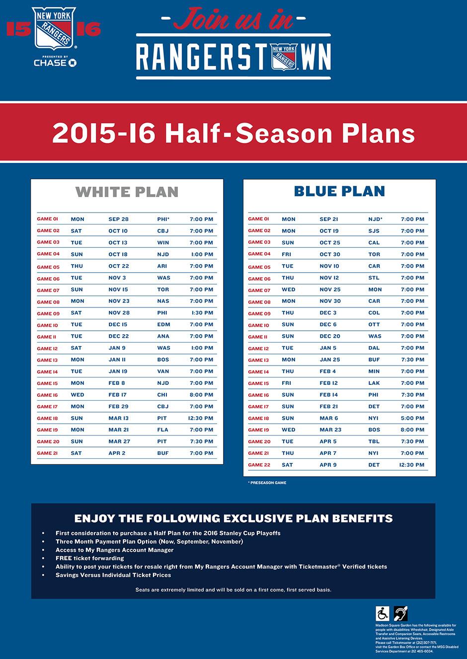 New York Rangers Schedule Wallpaper - WallpaperSafari