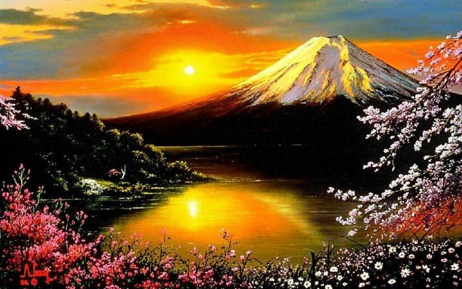 World Most Beautiful Nature Wallpaper - WallpaperSafari