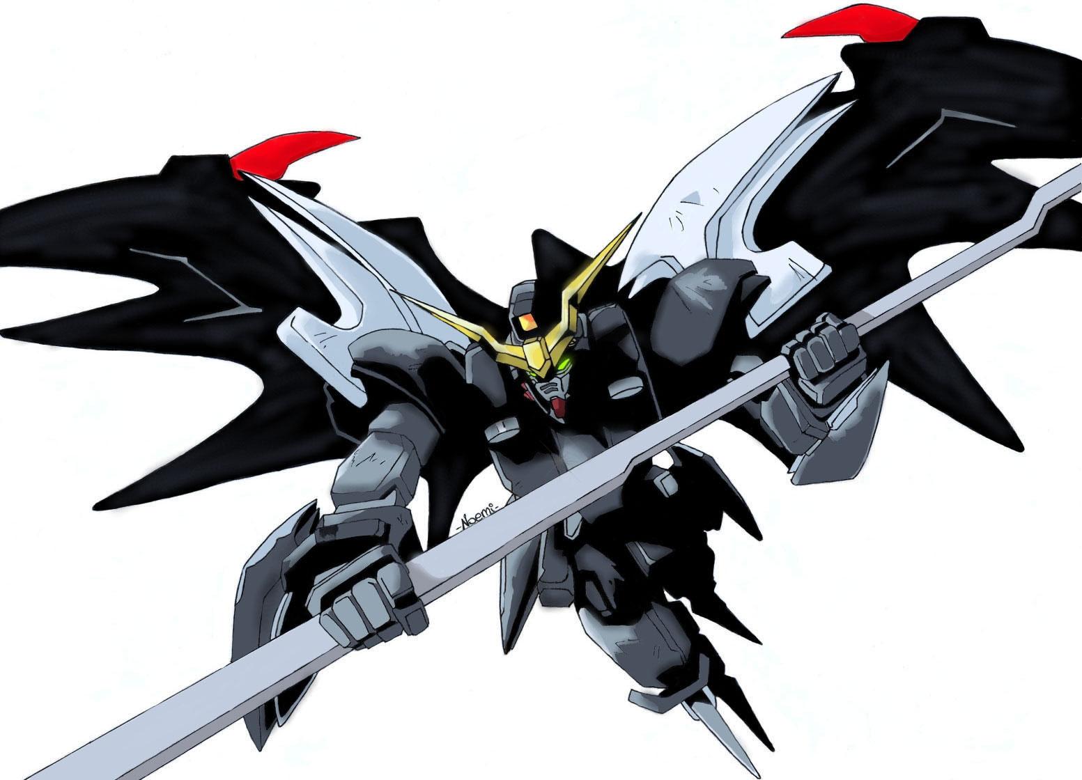 Deathscythe Gundam Wing