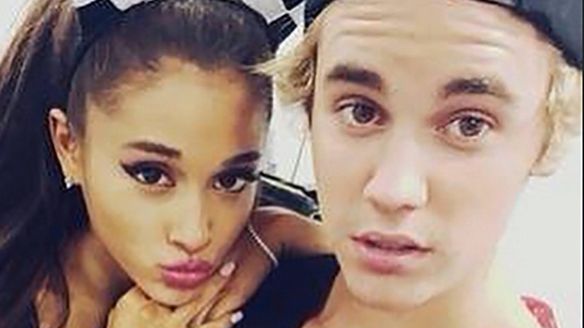 Justin Bieber Ariana Grande Duet in Concert Justin 1920x1080