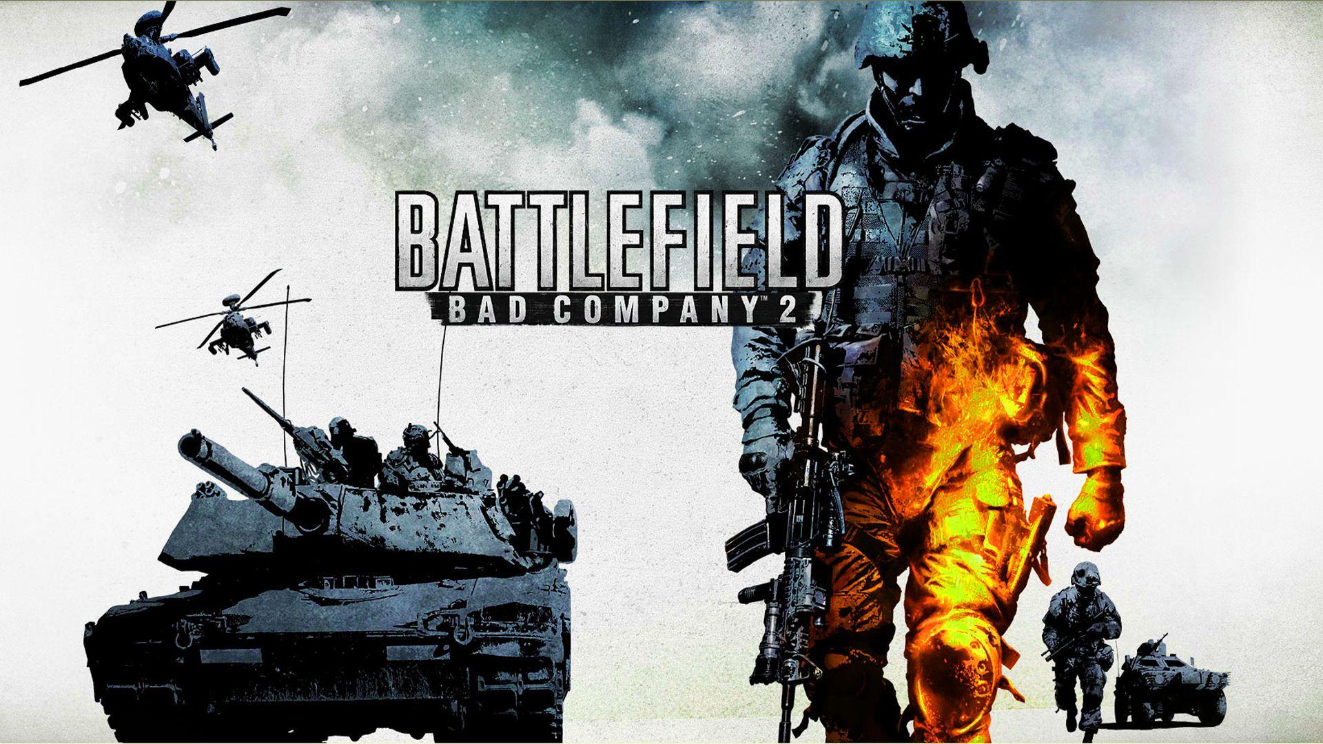 Battlefield 2 Bad Company Wallpaper 1920x1080