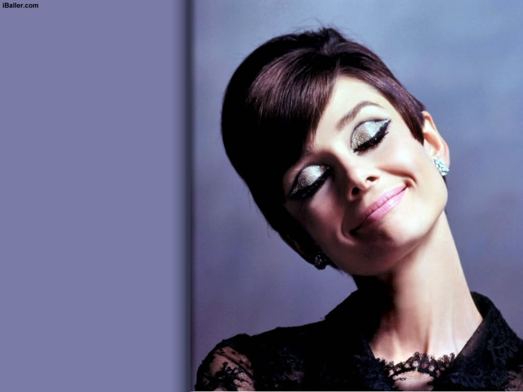 AHepburn Wallpapers 1024x768