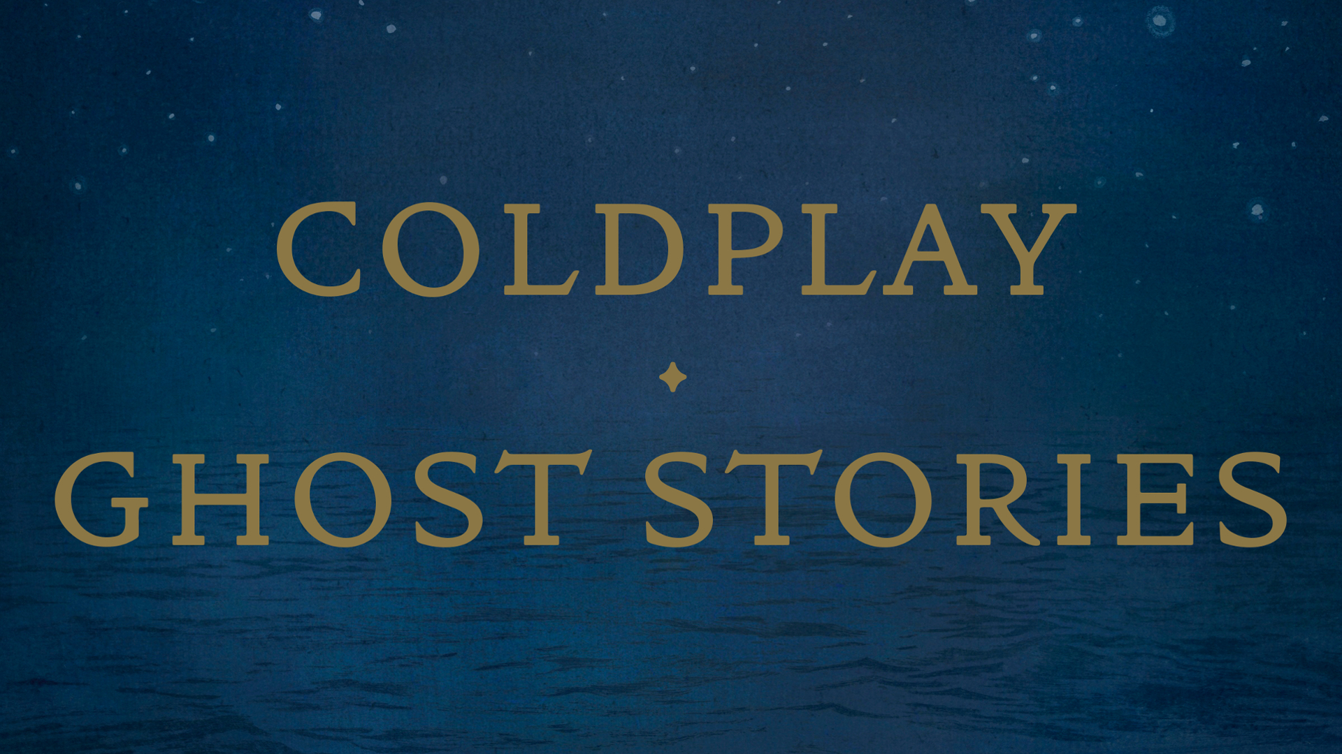 Coldplay Ghost Stories Album Copd Blog L
